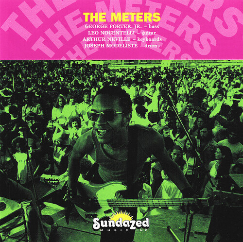 "The Meters : Album "" Rejuvenation "" Reprise Records MS 2200 [ US ]"