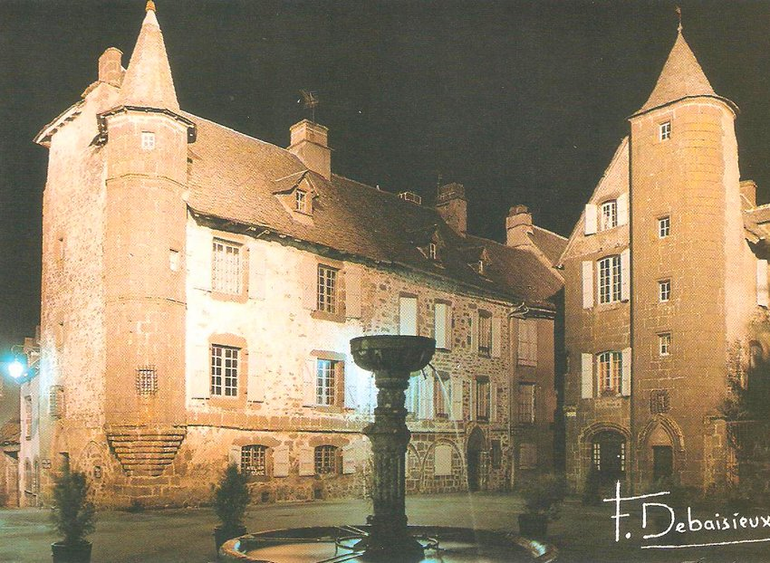 Cartes d'Auvergne