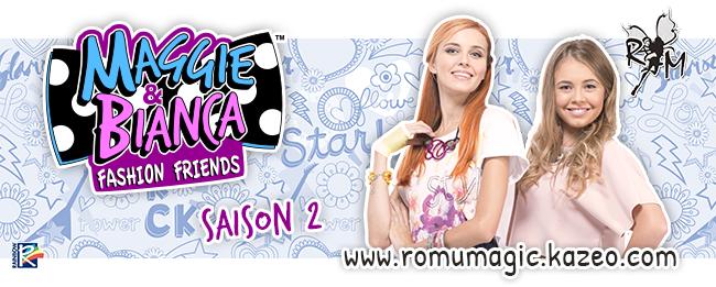 Maggie & Bianca - Saison 2 Episode 1