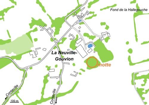 LES REMPARTS DE LA NEUVILLE-GOUVION (Seine-Maritime)