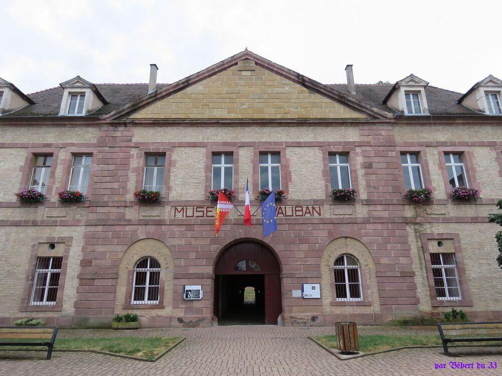 la citadelle de Neuf Brisach - 3