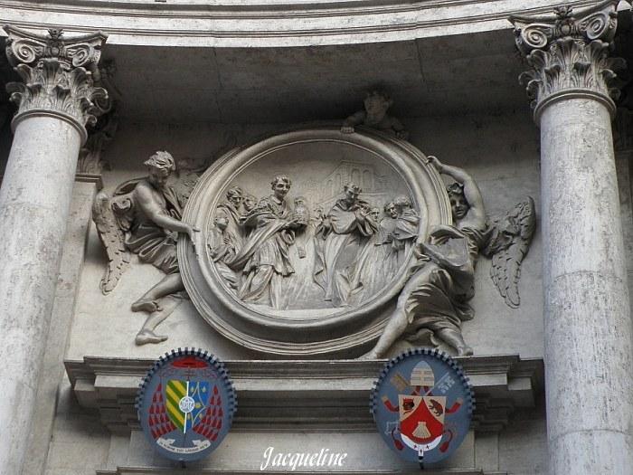 Italie Rome Eglise-San-Marcello 01
