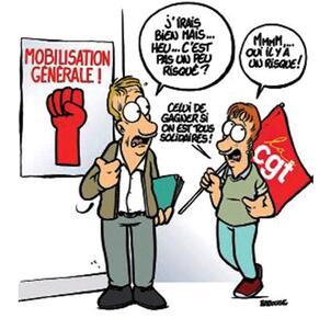 Le 4 FEVRIER Défendons nos Libertés, l'Emploi, les Salaires, nos Conventions collectives !