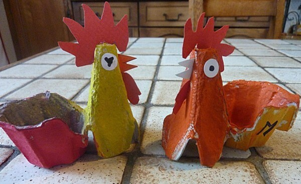 poules coquetiers