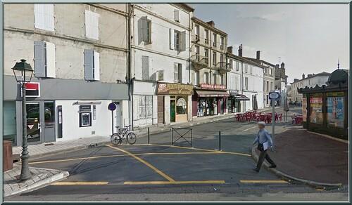 En revenant de Katmandou ... Quartier de la Bussatte  Angoulême 16