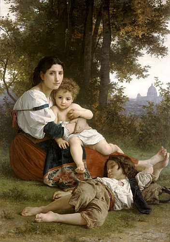 bouguereau william rest