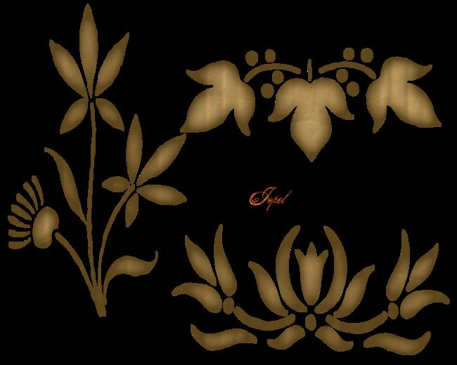 Petit carton ondulé brun