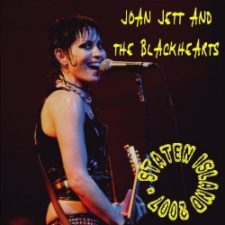 JOAN JETT & THE BLACKHEARTS - Live In Staten Island 2007