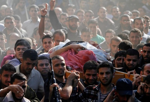 Gaza : les massacres israéliennes continuent - album photos