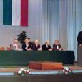 Discours de M. Cirri, Maire de Carmignano