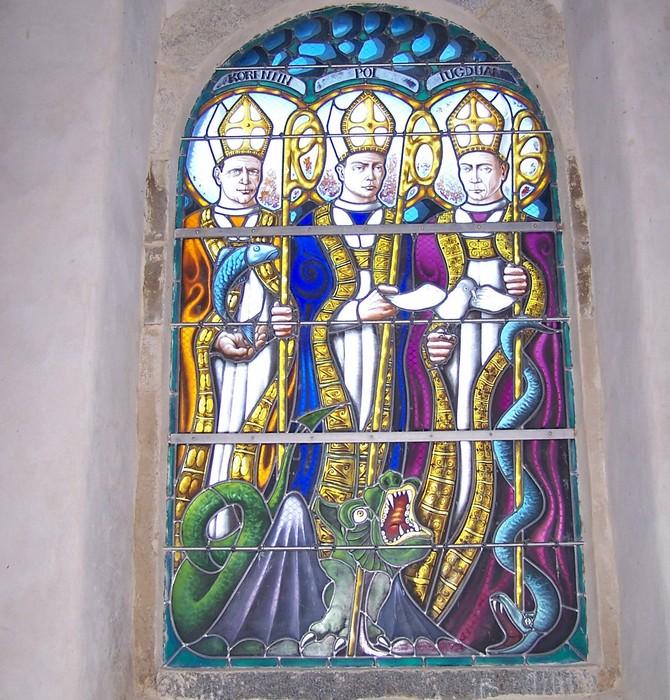 Erdeven: Chapelle des 7 Saints 56410-2