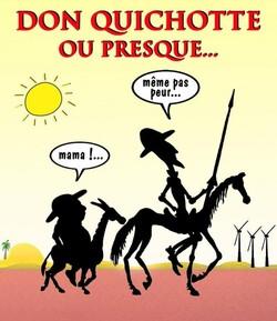 Spectacle pour enfants : découvrez Don Quichotte ou presque