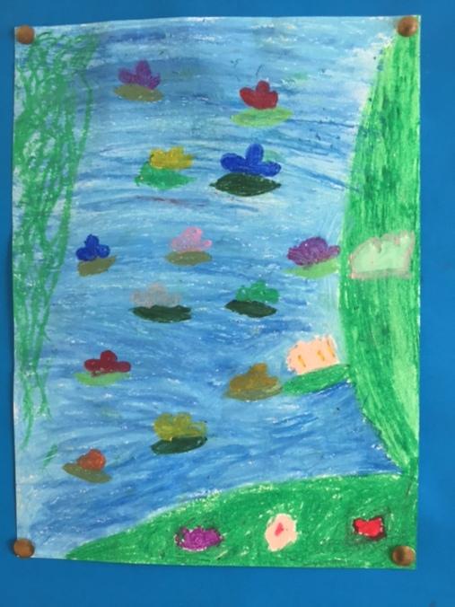 CE2 de Monet à Matisse