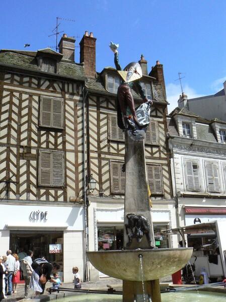 Auxerre Cadet Roussel