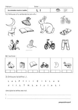 sons et syllabes