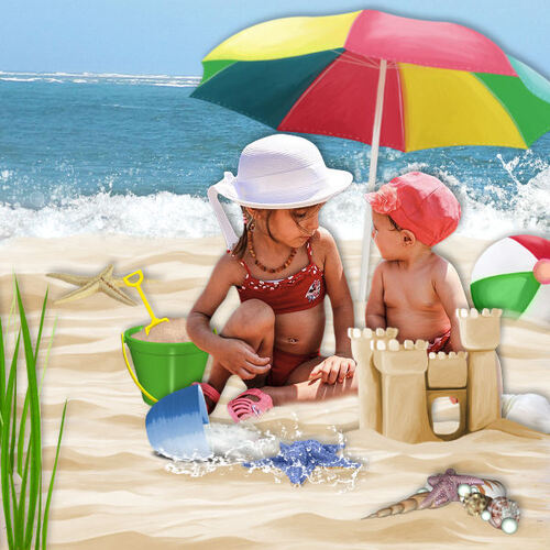 Kit Plaisirs d'été