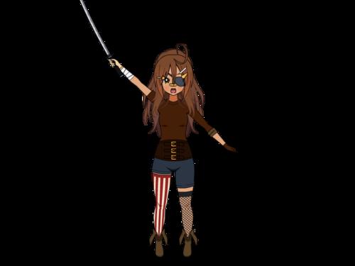 [Alexia]Pirate