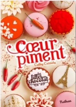 Coeur piment - Les filles au chocolat