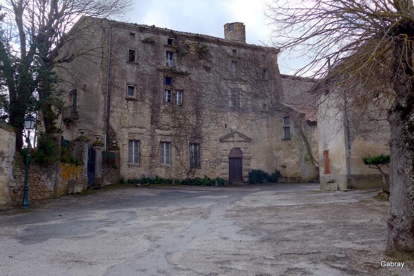 Le Vaux en 31 : le château … n 2 - gabray 31 en Tolosan