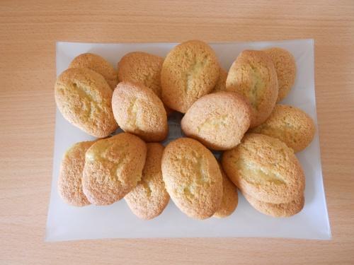 Bouchées moelleuses saveur pistache