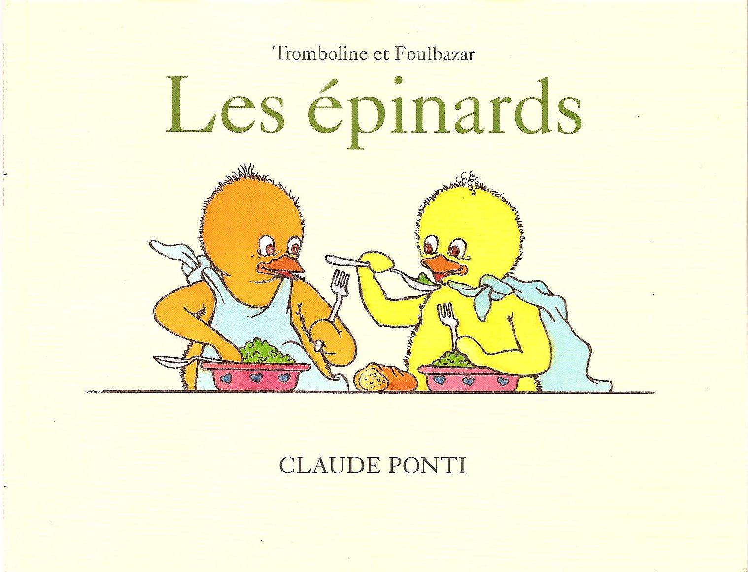 Lire avec Tromboline et Foulbazar
