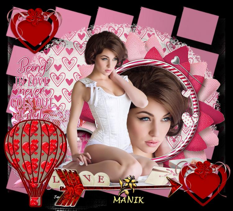 Défi pour Capucine Saint valentin  et ce soir ça saute !