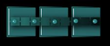 Décos Géométriques Série 30