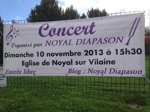 10/11/2013 : Gospel à Noyal