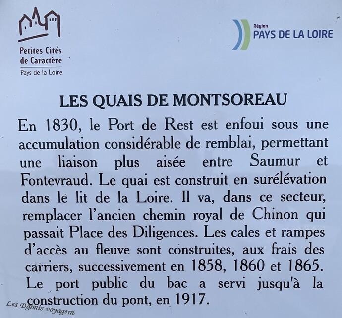 Petit tour sur la Loire Fin