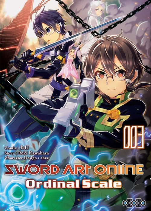 Sword art online - Ordinal scale - Tome 03 - IsII & Reki Kawahara