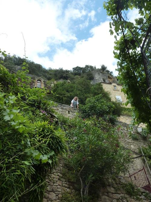 Fin du 3ème jour: La Roque-Gageac