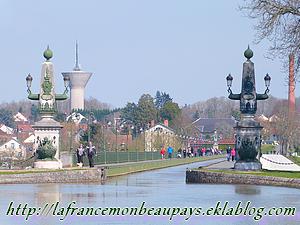 Le canal de Briare