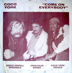 Coco York - Come On Everybody - Complete LP