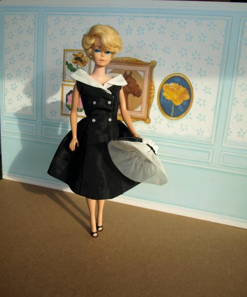 Barbie vintage : After Five