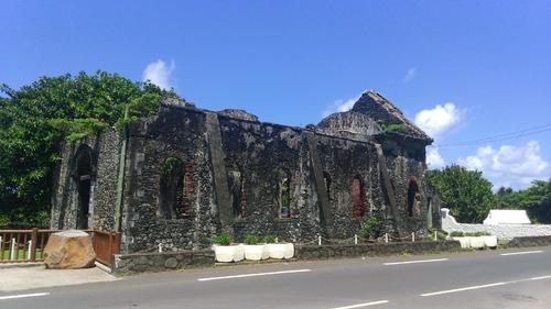 L'Eglise Saint-Nicolas à Champ Borne