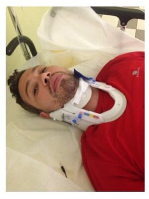 """Un militant LGBT tunisien agressé à Paris : """"Lorsque j'étais dans l'ambulance, mon agresseur a encore essayé de me frapper"""""""
