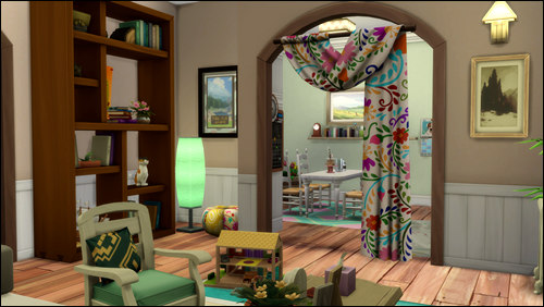 'Family Pastel Apartment' ~ Rénovation