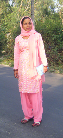 La beauté de l'inde