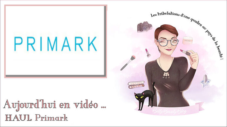 "HAUL Primark partie 1 ""mode"""