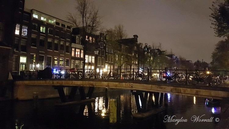 Pays-Bas : Amsterdam, Quartier Rouge