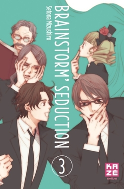 Brainstorm' Seduction - tome 3