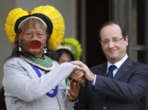 raoni hollande