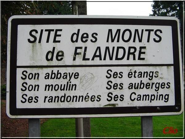 MONTS DE FLANDRE-NORD-FRANCE (24 )