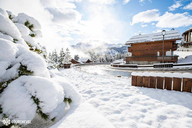 La neige est arrivée en Haute-Savoie