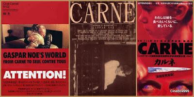 Падаль / Carne. 1991.