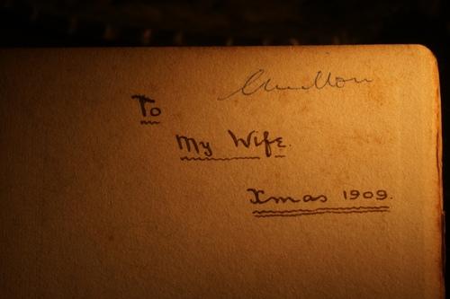 Signatures!
