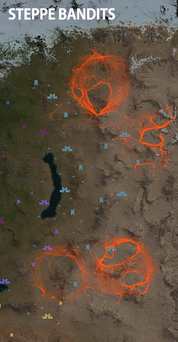 NEWS : Mount and Blade 2 : Bannerlord, Heat Maps*