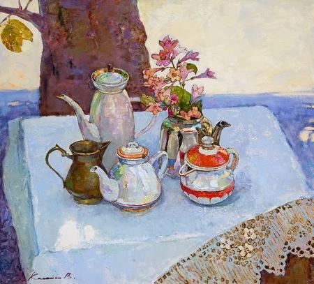 Victoria Lalaichi, artiste ukrainienne.