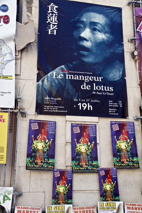 Affichage en Avignon-3