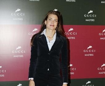 Charlotte aux Gucci masters